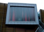 Zinc Cladding Project - Domestic Home