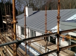 Zinc Cladding Project